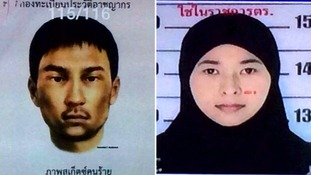 Police issue two arrest warrants for Thai woman and foreign man.