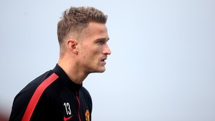 Anders Lindegaard, Manchester United.