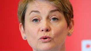 Is this Yvette Cooper's bravest campaign moment yet?
