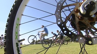 Youngsters to get new BMX track