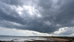 Clouds over Whitley Bay, Tyne and Wear