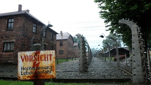 Auschwitz museum defends 'misting showers' after offending visitors
