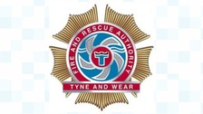 Tyne and Wear Fire and Rescue Service logo