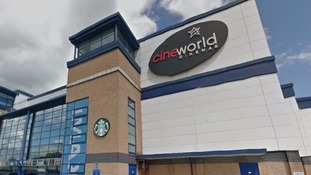 Cineworld in Crawley