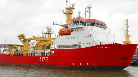 HMS Protector to visit Cambridge