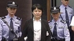 Gu Kailai trial Bo Xilai Neil Heywood