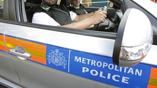 Officers in Lewisham took the bus as there was a shortage of squad cars, according to reports.