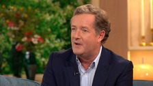Piers Morgan made the announcement on ITV's This Morning.