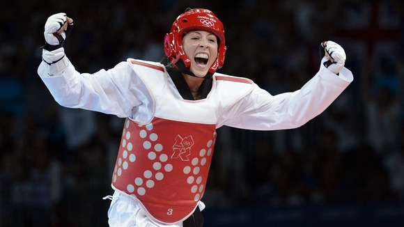 Jade Jones becomes Great Britain's first ever taekwondo Olympic champion.