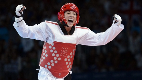 Jade Jones becomes Great Britain&#x27;s first ever taekwondo Olympic champion.