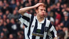 Lee Hughes during his time at West Bromwich