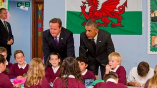 A year on from the day Nato came to Wales