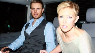 Gary Barlow and wife Dawn Andrews