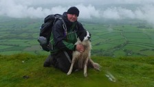 Jeremy Prescott was involved in a Duke of Edinburgh trek when he was hit by a lightning storm.