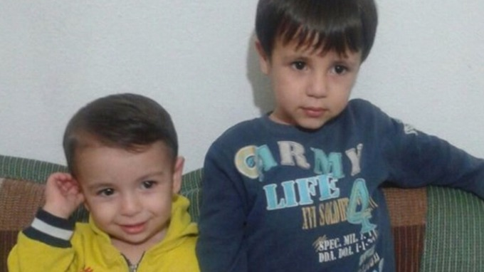 Aylan with his brother Galip perished along with their mother Rehma.