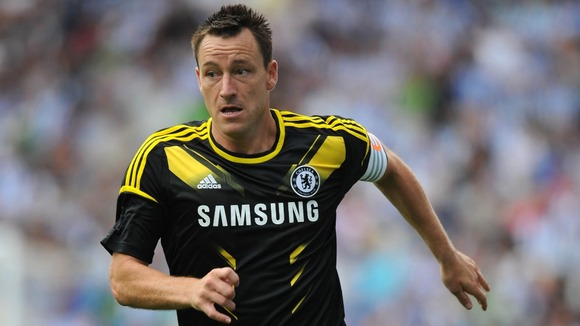 England defender John Terry will not feature in the squad to be named on Friday.