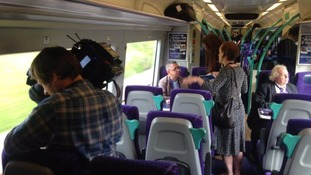 Photos: Borders Railway preview