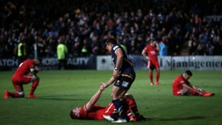 Bristol rugby left devastated after last season's play-off loss to Worcester