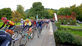 Riders in Llanrwst