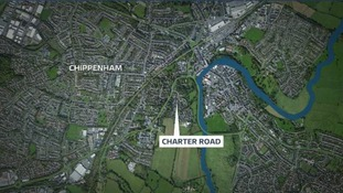 map chippenham death