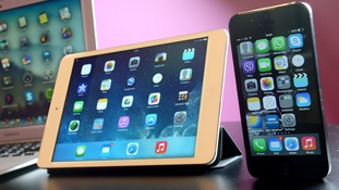 A new version of the iPhone and iPad are to be released on Wednesday