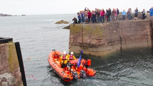 'Sad day' as St Abbs lifeboat station closes