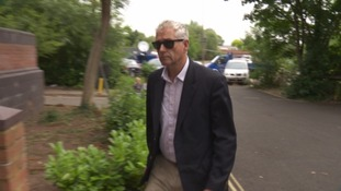 onathan Thomson-Glover arriving at court