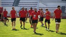 Toulon squad