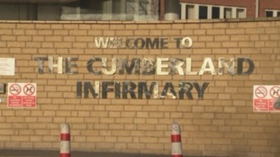 The Cumberland Infirmary is one of the North Cumbria University Hospitals NHS Trust.