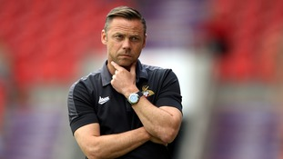 Paul Dickov sacked by Doncaster Rovers