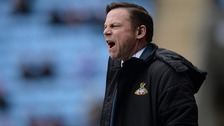 Paul Dickov has been sacked by Rovers