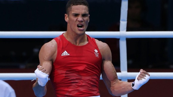 Ogogo - fought in Olympic semi-final