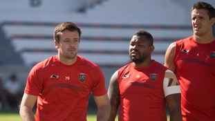 Toulon player