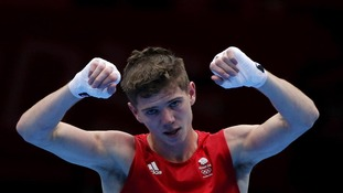 Victory for Hull boxer Luke Campbell