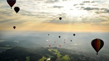 Balloon flight