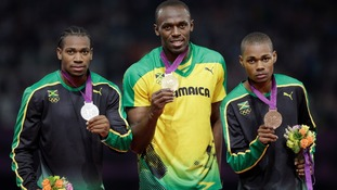 Usain Bolt gives thanks to Birmingham after Olympic success
