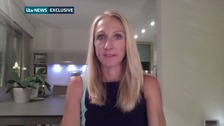 Paula Radcliffe spoke of her anger and devastation at being linked to doping allegations
