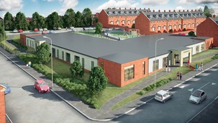 Artist's impression of new Leeds Mencap centre