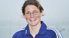 Alison Young came fifth in the Laser Radial class at London 2012