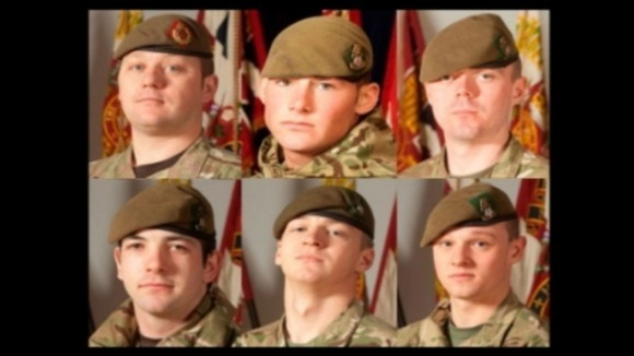 6 soldiers from Warminster killed in Afghanistan