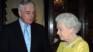 Sir John Major is one of the 12 prime ministers of Elizabeth II's reign so far.