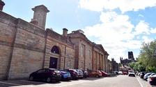 Durham Crown Court in Durham, County Durham.
