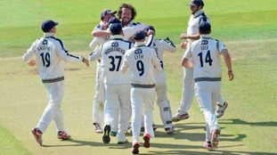 Yorkshire win their second consecutive LV CC Championship