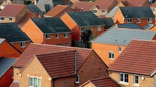 House prices reach their highest in a year