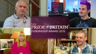 Pride of Britain: Meet the North West finalists