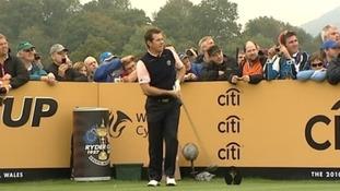 Lee Westwood golfer