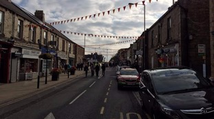 Bunting at the ready!