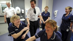 David Cameron NHS reforms to be debated in Commons