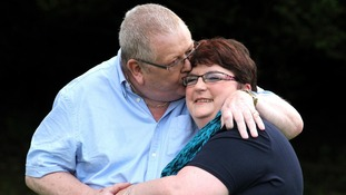The Weir family scooped Britain's biggest lottery win.