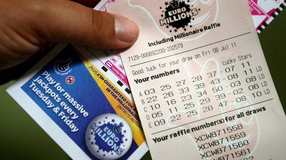 One UK ticket-holder has scooped a massive £148.6 million.